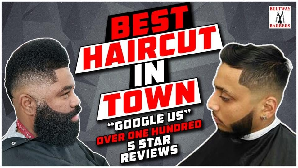 Beltway Barbers Get The Best Haircut Of Your Life At